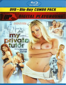 My Private Tutor (DVD + Blu-ray Combo) Blu-ray