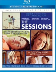 Sessions, The (Blu-ray + UltraViolet) Blu-ray Movie