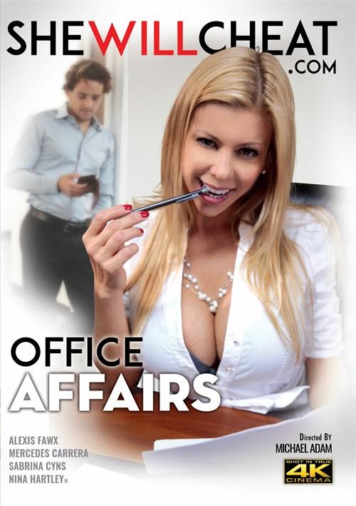 affair porn Office