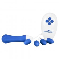 Kangaroo - Budz - Blue Sex Toy
