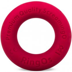 Screaming O - Ring O Ritz Silicone Ring - Red Sex Toy