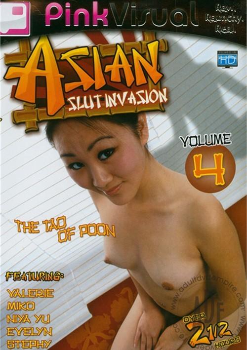 Asian slut invasian