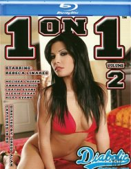 1 On 1 #2 Blu-ray Porn Movie