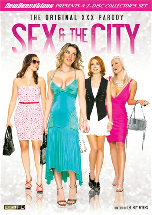 Sex The City The Original Xxx Parody