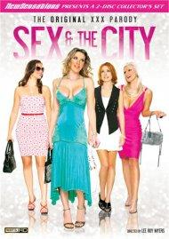 Sex & The City: The Original XXX Parody Porn Video