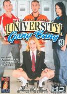 University Gang Bang 9 Porn Movie
