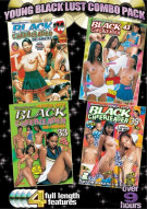 Young Black Lust Combo Pack Porn Movie