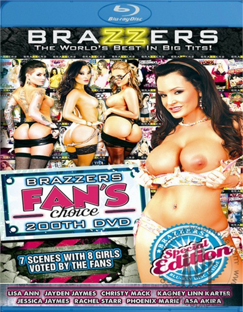 Brazzers Fans Choice Special Edition (Blu-ray + DVD Combo)