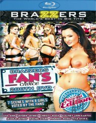 Brazzers Fans Choice Special Edition (Blu-ray + DVD Combo) Blu-ray Movie