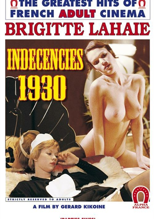 Indecencies 1930 image