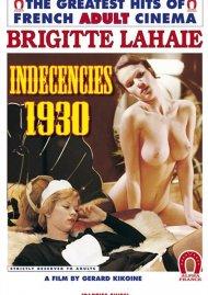 Indecencies 1930 (English) Porn Video