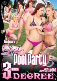 Lesbo Pool Party 5 Porn Movie