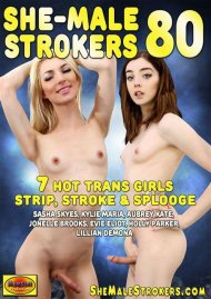 She-Male Strokers 80 Porn Video