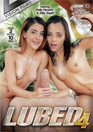 Lubed 4 DVD porn movie from Vision Films.