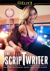 The Scriptwriter 4K HD porn video from Jacquie et Michel ELITE.