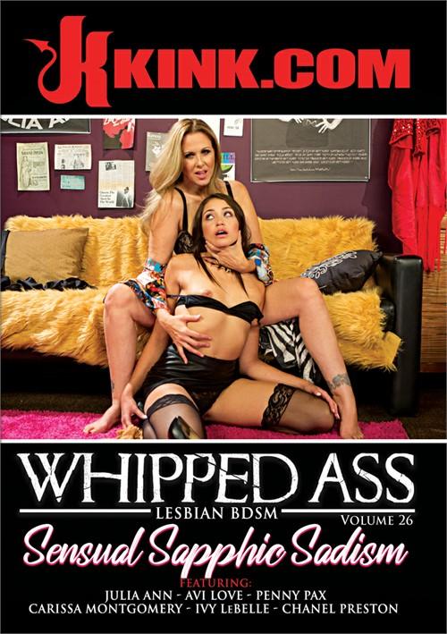 Whipped Ass 26: Sensual Sapphic Sadism
