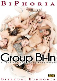 Group Bi-In HD porn video from BiPhoria.