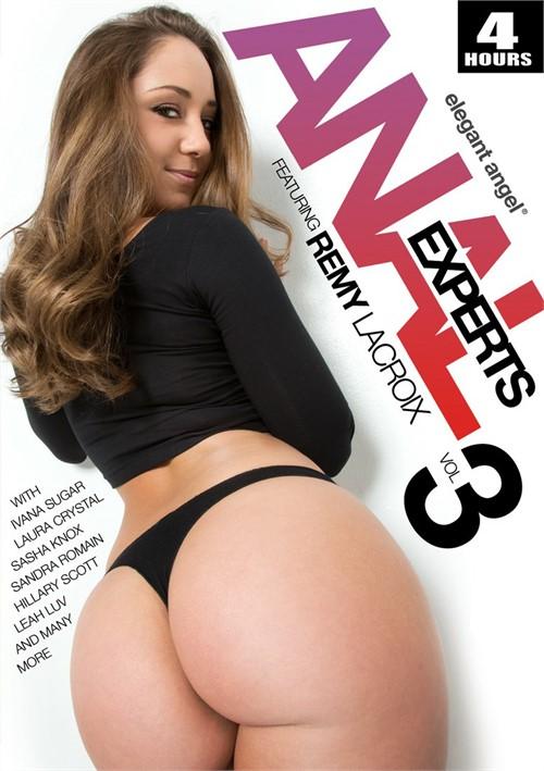 Anal Experts Vol. 3- On Sale! Laura Crystal Elegant Angel Sasha Knox