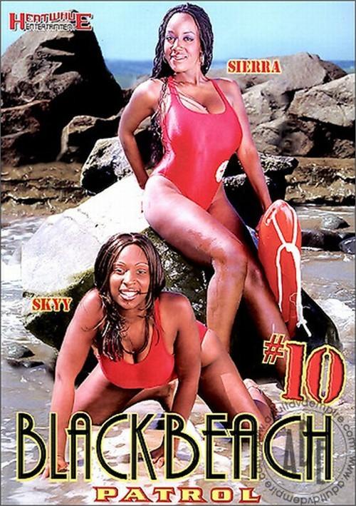 Black beach patrol that fledgling tart got 2