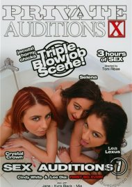 Private Sex Auditions 7 Porn Movie