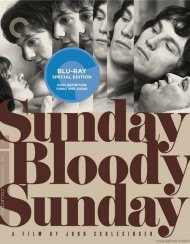 Sunday Bloody Sunday: The Criterion Collection Blu-ray Movie