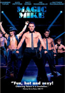 Magic Mike (DVD + UltraViolet) Movie