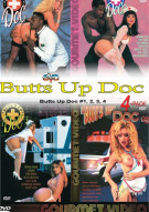 Butts Up Doc 4-Pack Porn Movie
