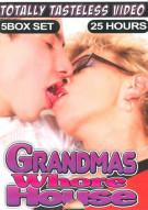 Grandmas Whore House 5-Pack Porn Movie