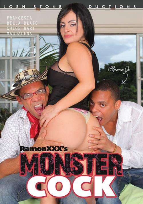 Monsters of cock ramon