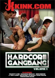 Hardcore Gangbang Vol. 1 porn video from Kink.