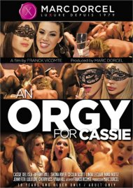 An Stepfather's Orgy for Cassie 4K HD DVD porn movie from Marc Dorcel.