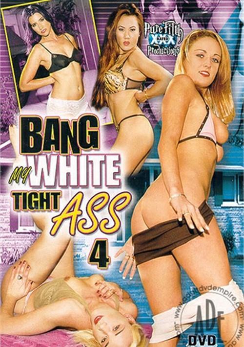 Ass bang tight white