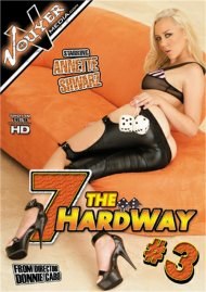 7 the Hardway #3 porn video from Vouyer Media.
