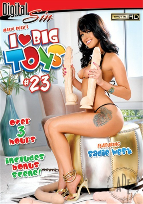 I Love Big Toys #23