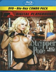 Stripper Pole (DVD + Blu-ray Combo) Blu-ray Porn Movie