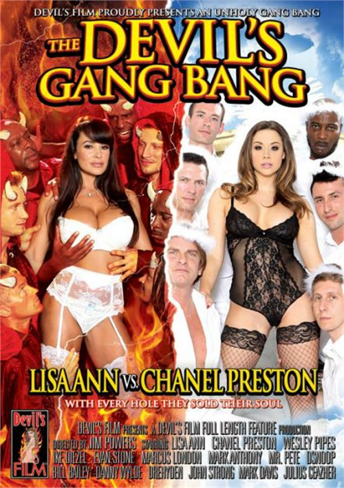 Devils Gang Bang, The: Lisa Ann vs. Chanel Preston