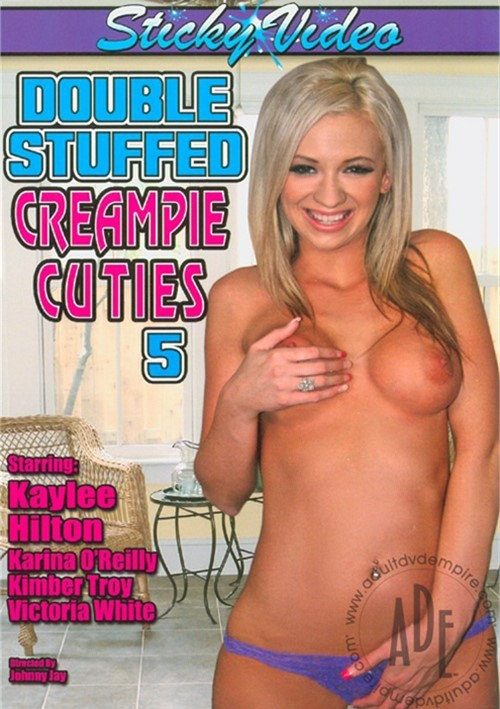 Double Stuffed Creampie Cuties 5