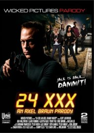 24 XXX: An Axel Braun Parody streaming porn video from Wicked Pictures.