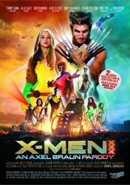 X-Men XXX: An Axel Braun Parody streaming porn video from Vivid.