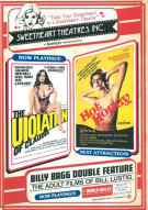 Billy Bagg Double Feature, The: The Violation Of Claudia / Hot Honey Porn Video