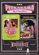 Peekarama: Three Ripening Cherries / Sensual Fire Porn Movie