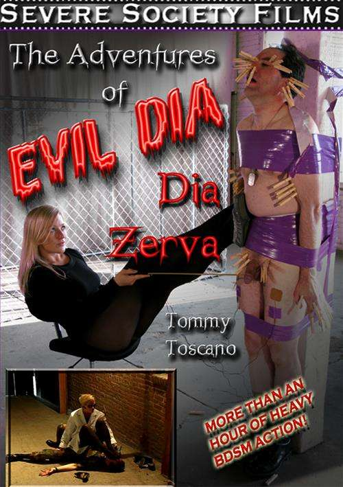 The Adventures Of Evil Dia Boxcover