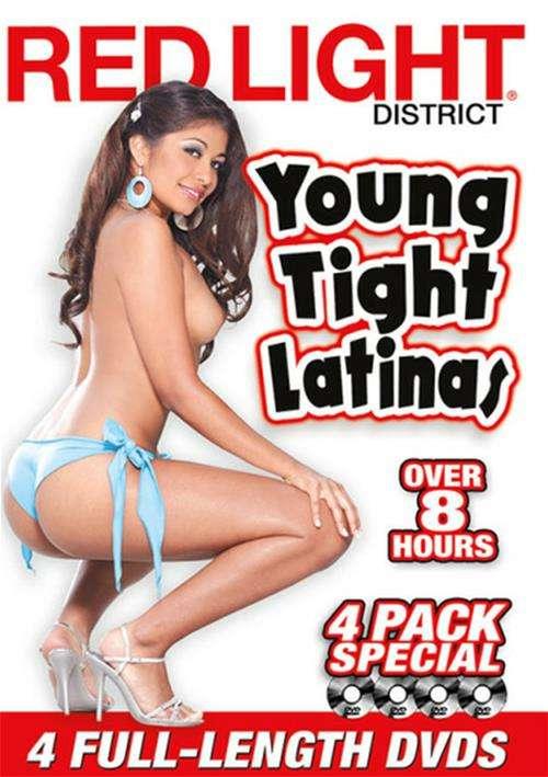 Young Tight Latinas 4-Pack