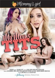 My Mom's Tits DVD porn movie from Girlsway.