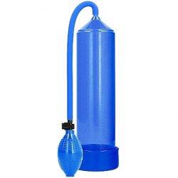 Pumped: Classic Penis Pump - Blue Sex Toy