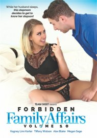 Forbidden Family Affairs Vol. 10 Porn Movie