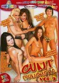 Cunt Munchers Vol. 3 Porn Movie