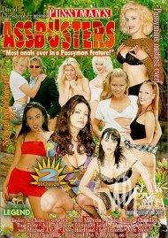 Pussyman's Assbusters Porn Video