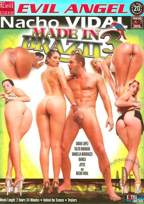 Resultado de imagem para made in brazil 3 dvd