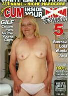 I Wanna Cum Inside Your Grandma 5 Porn Video